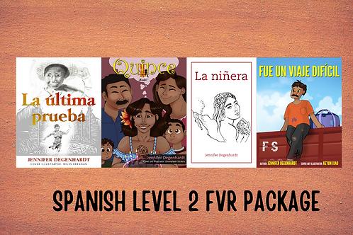 SPANISH LEVEL 2 FVR PACKAGE