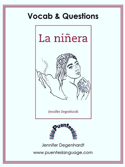 Vocabulary & Questions: La niñera