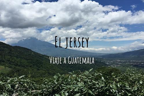 PowerPoint. El jersey: Viaje a Guatemala