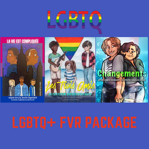FRENCH LGBTQ+ FVR PACKAGE