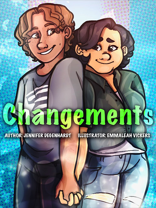 Changements (graphic novel) FRENCH