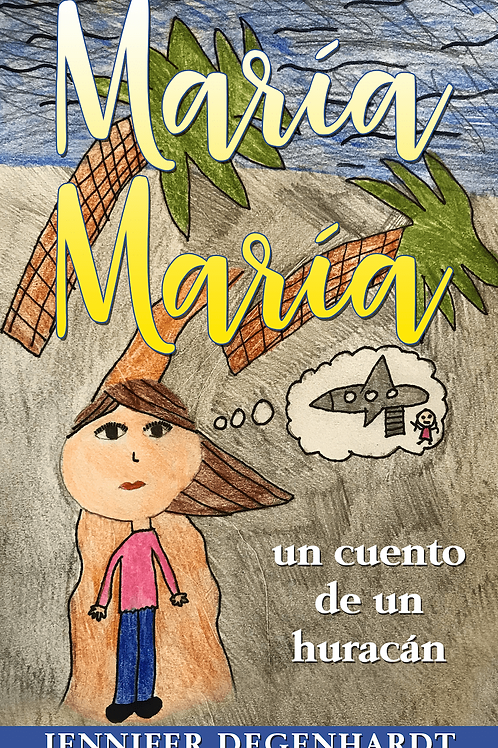 María María: un cuento de un huracán