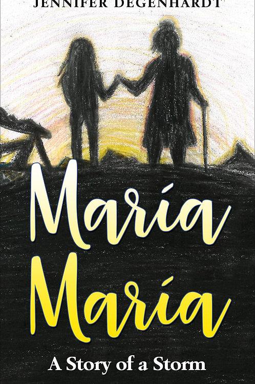María María: A Story of a Storm
