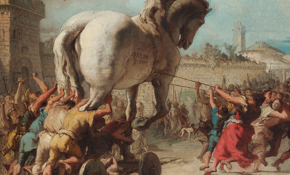 Wonders and Blunders of Greek Gods and Goddesses