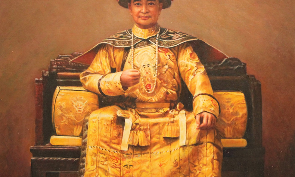 Crazy Emperors, Unhappy Unions, and Fireworks in China