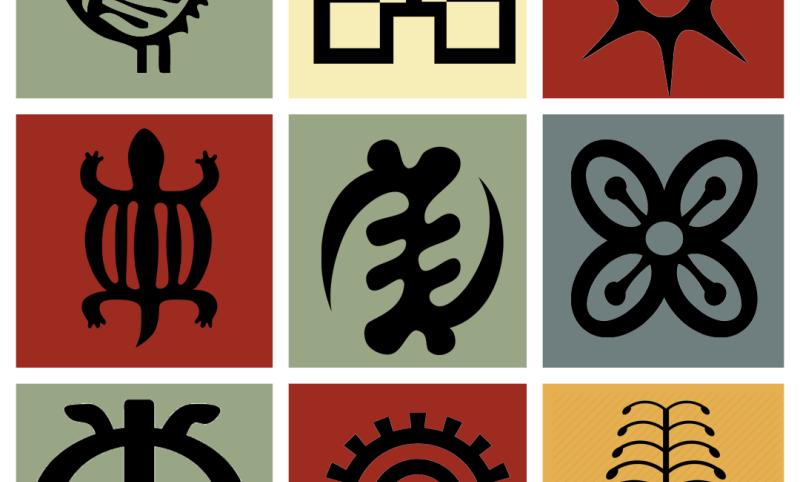 Adinkra Symbols and Proverbs