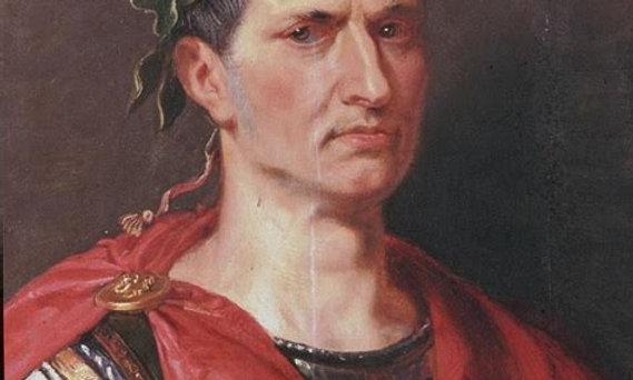 Rome, Julius Caesar, and Christianity