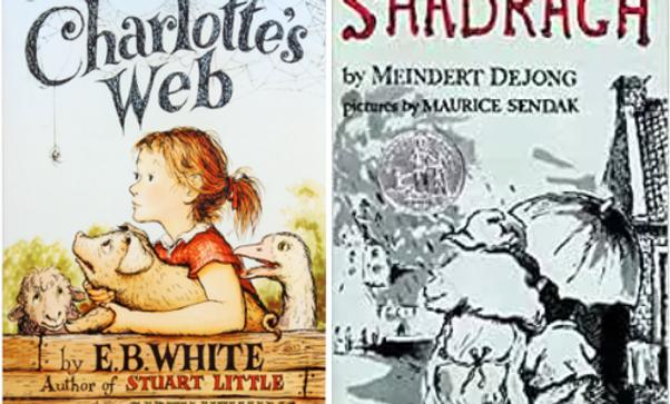 charlotte's web shadrach literature classes animals online homeschool programs curriculum online classes for kids grades 2 3