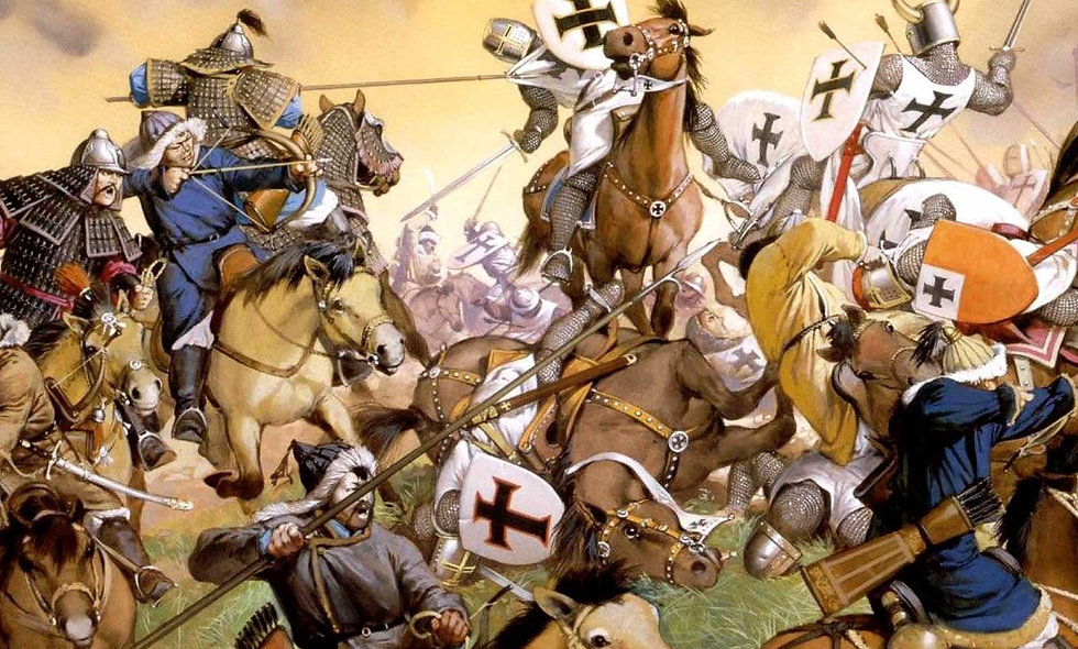 Historic Events: Persuasive Writing