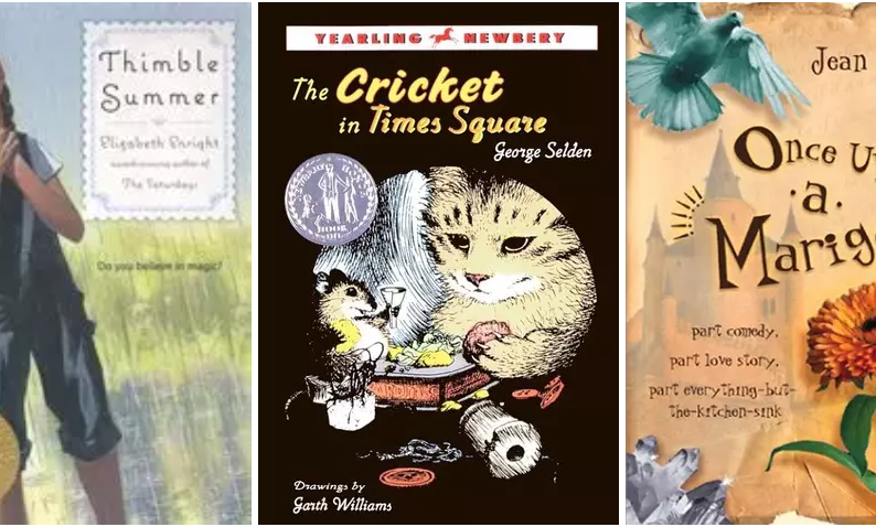 thimble summer cricket in times square once upon a marigold Literature best online homeschool curriculums virtual school kids