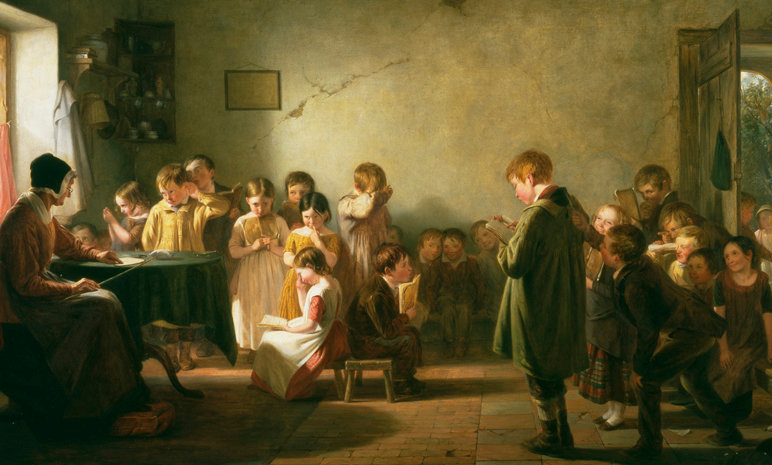 Going to School in Early America