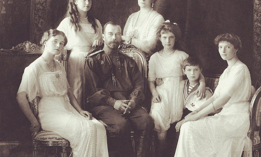 The Last Emperor of China, the Romanovs, Gandhi, and World War