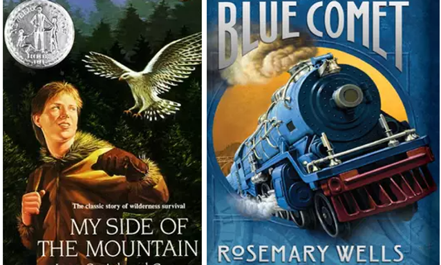 my side of the mountain blue comet Literature best online homeschool curriculums virtual school kids online classes programs