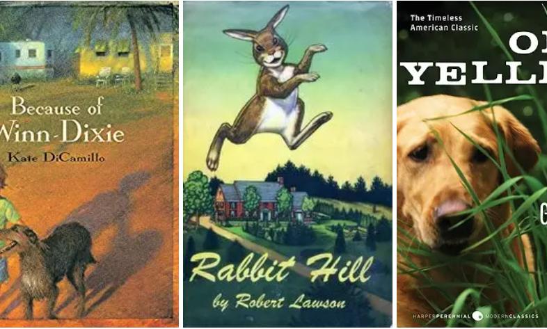 because of winn dixie rabit hill Literature best online homeschool curriculums virtual school kids online old yeller programs