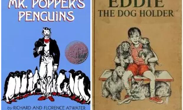 mr poppers penguins eddie book covers virtual school best online literature curriculums online classes for kids determination