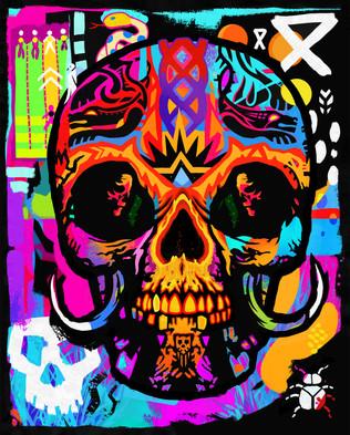 Druid Skull  Digital (2021)
