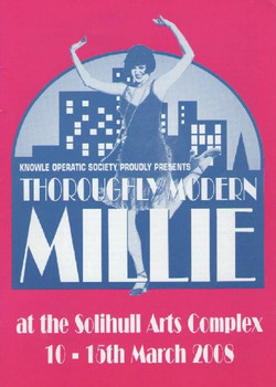 2008 Thoroughly Modern Millie