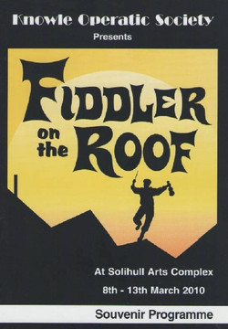2010 Fiddler on the Roof