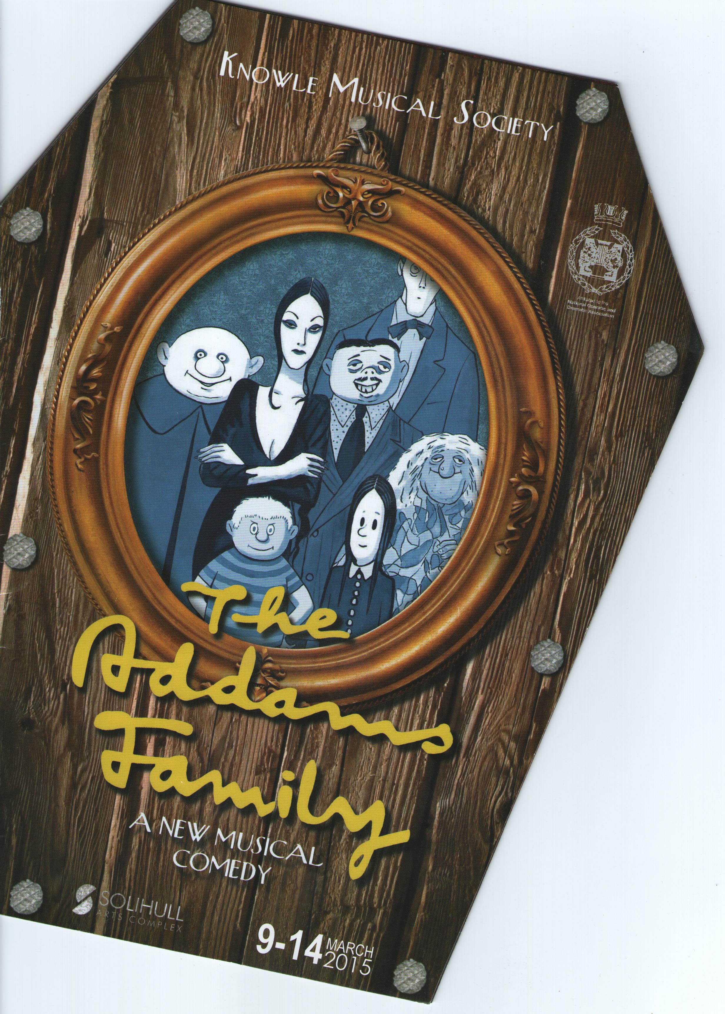 2015 The Addams Family