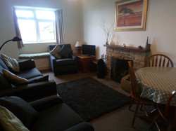 West Cottage - Living Room