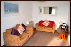 East Cottage - Living Room