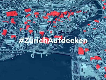 Reflekt: #ZürichAufdecken