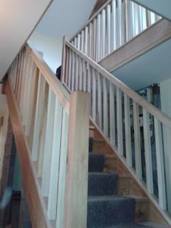 shrewsbury joinery staircase 366