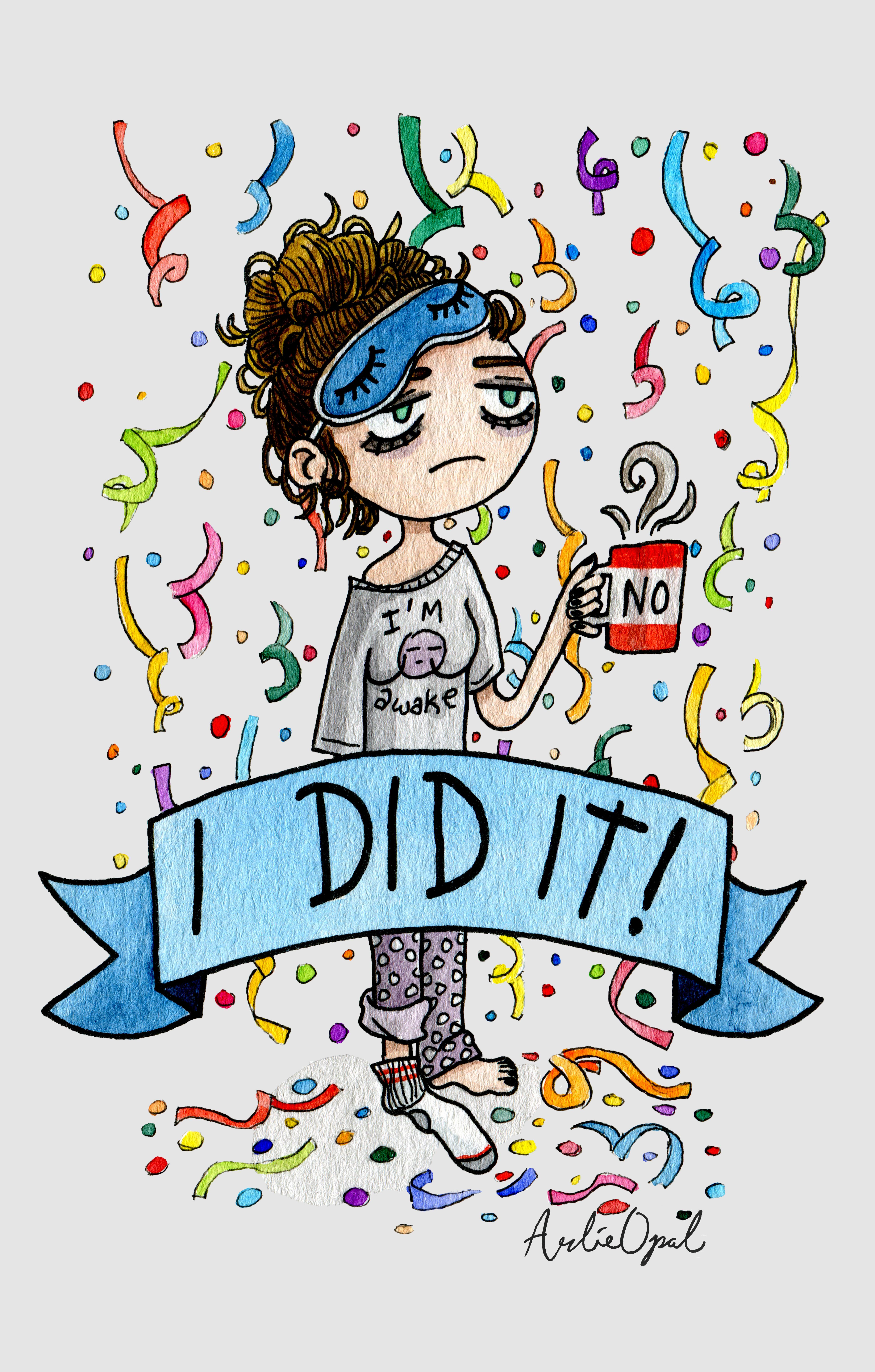 I Did It, 2016