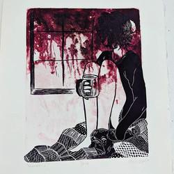 Skiamakhia, 2018 (Fear of Loss)