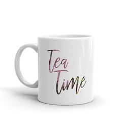 Tea Time Mug Mockup