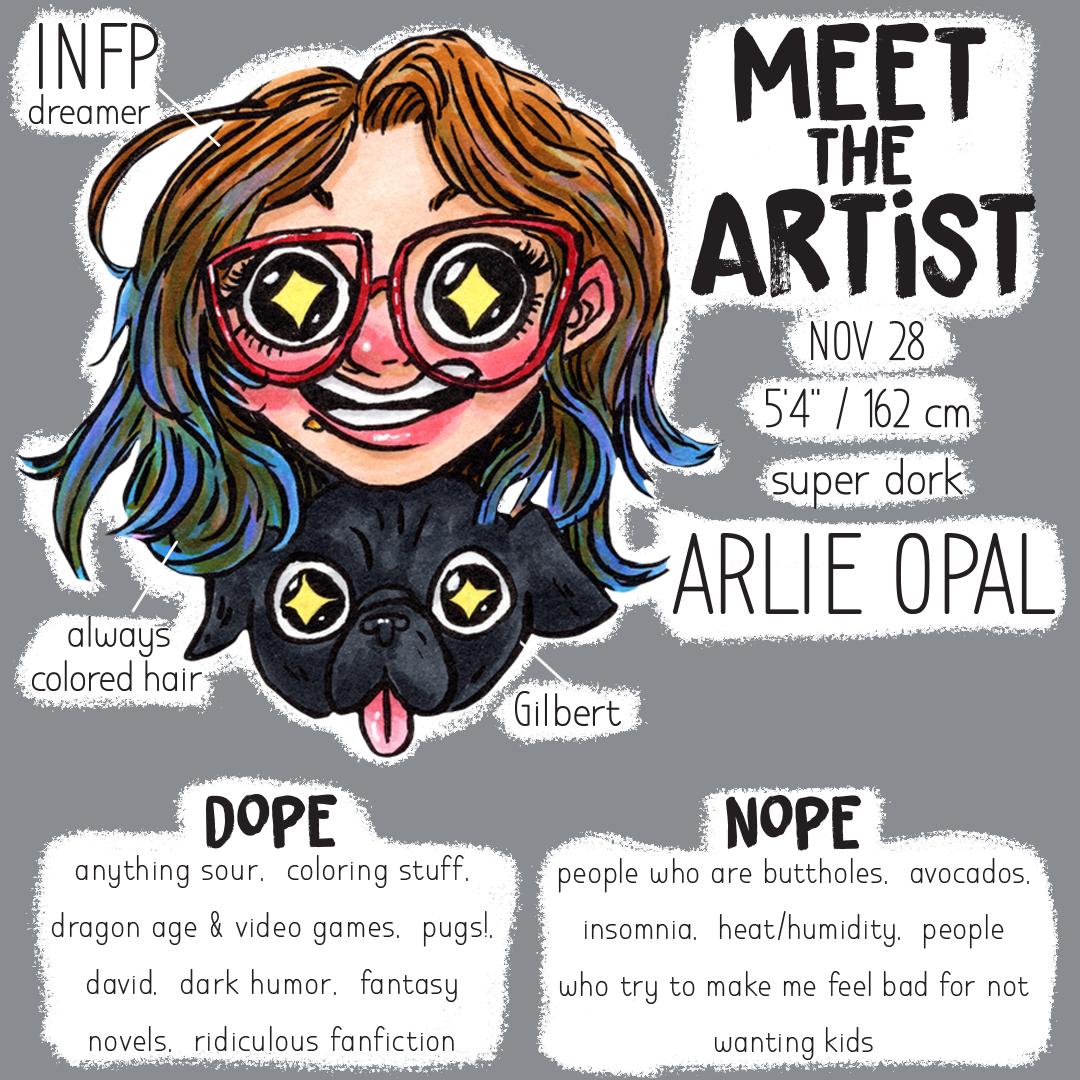 Meet the Artist Social Media
