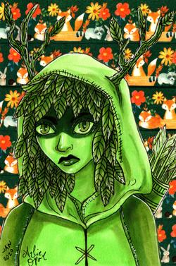 Huntress Wizard, 2020