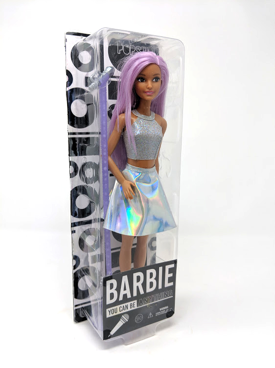 Barbie REBRAND Mockup