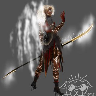 Arsinoe Order of the Profane Soul Blood