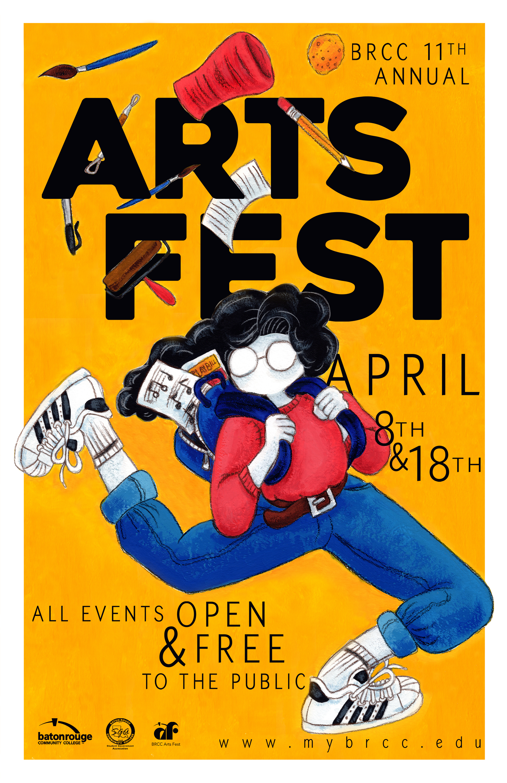 Arts Fest Poster