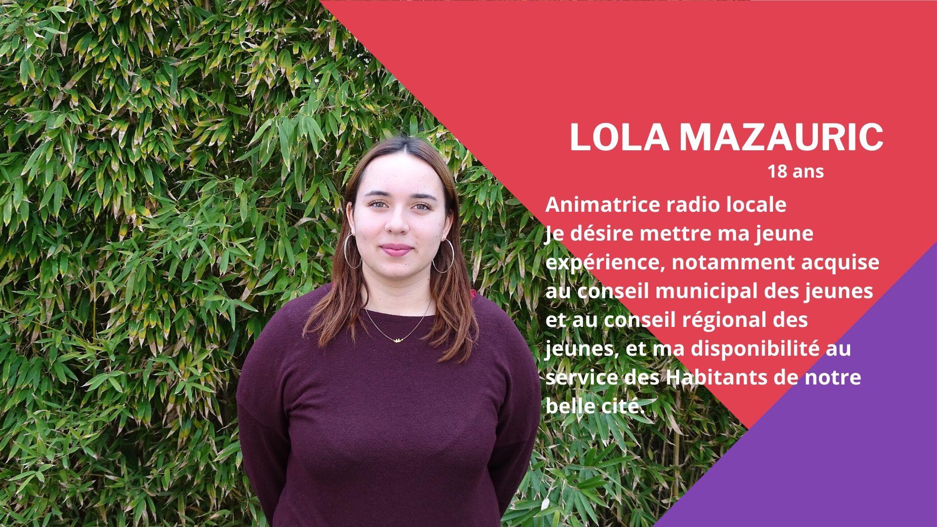 Le Revivre - Lola Mazauric