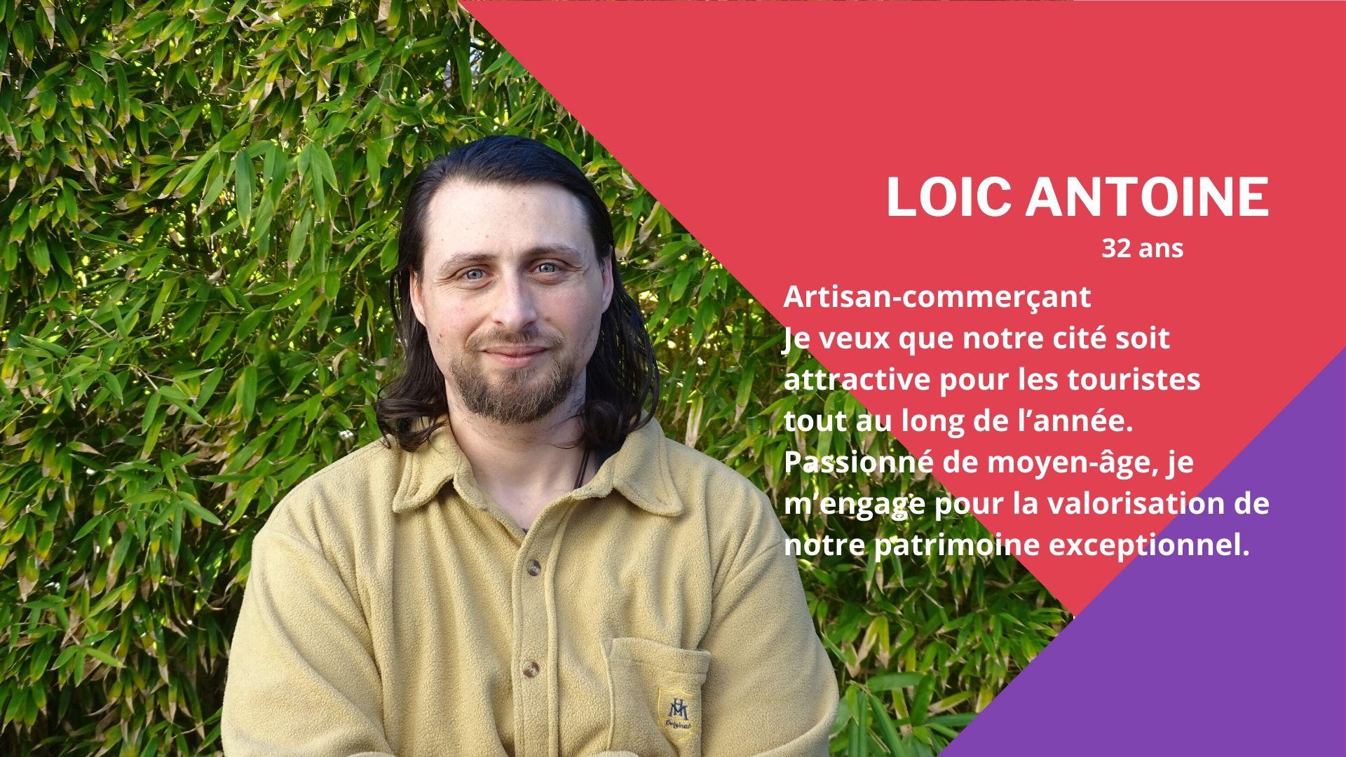 Le Revivre - Loïc Antoine