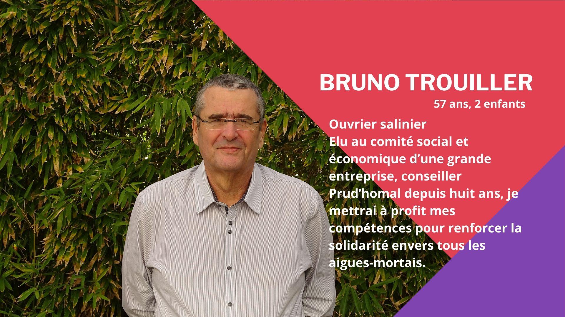 Le Revivre - Bruno Trouiller