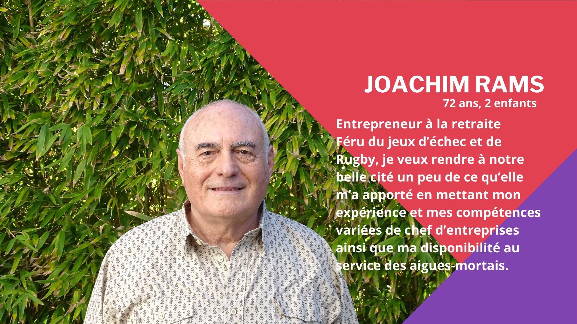 Le Revivre - Joachim Rams