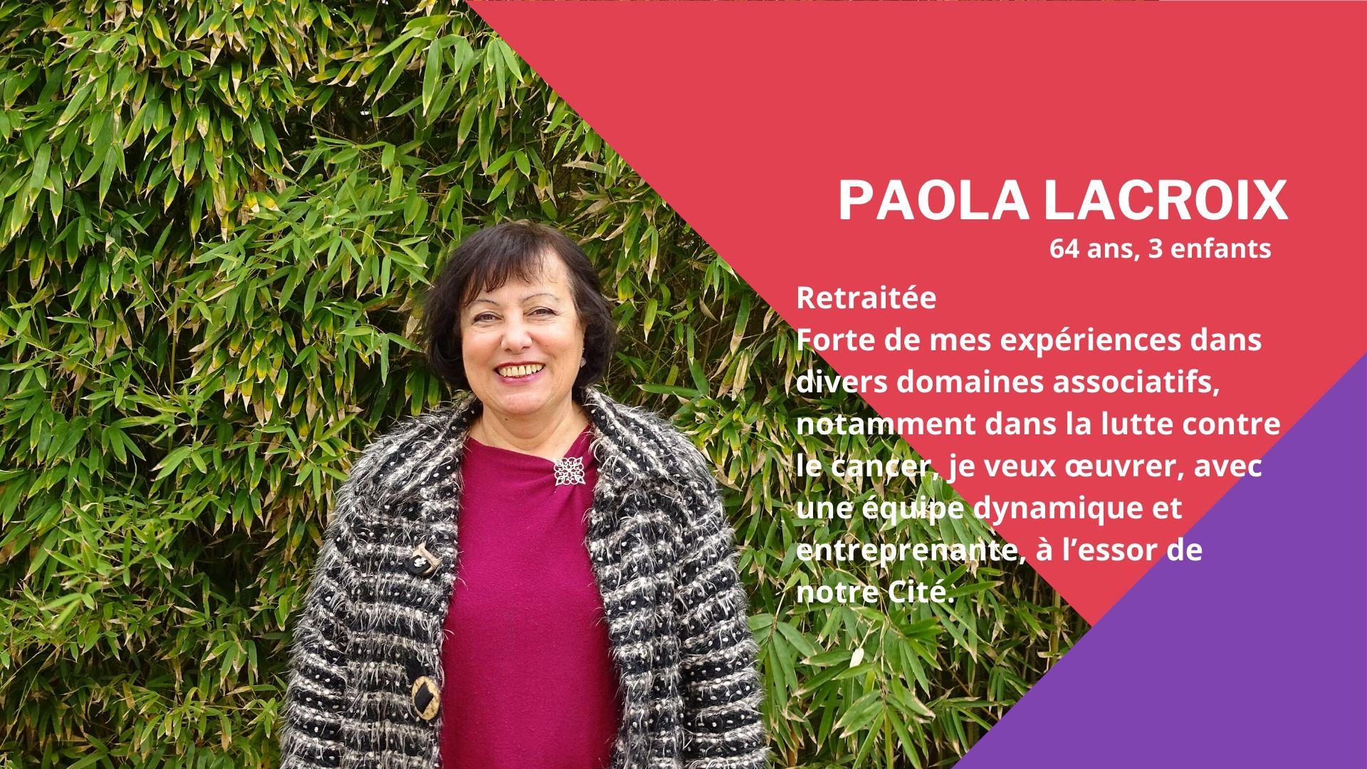 Le Revivre - Paola Lacroix