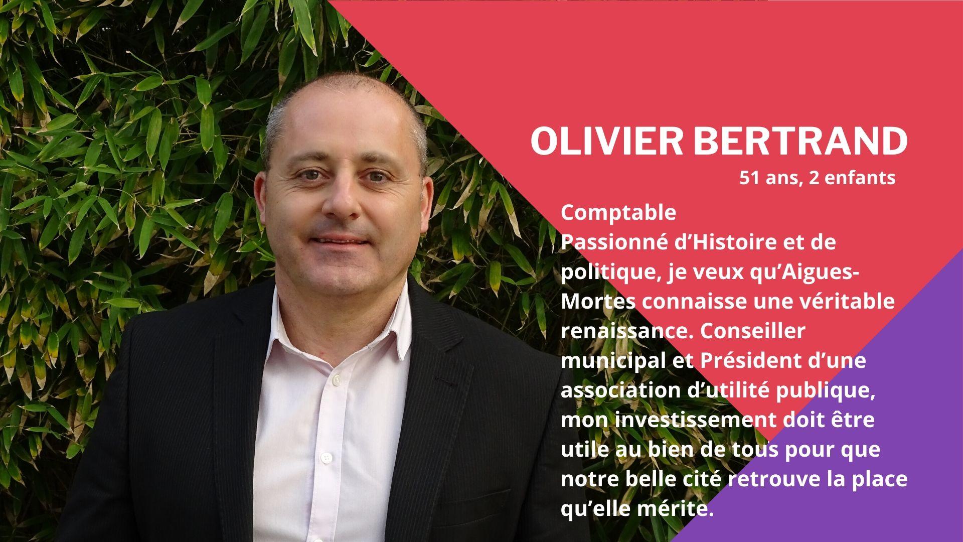 Le Revivre - Olivier Bertrand