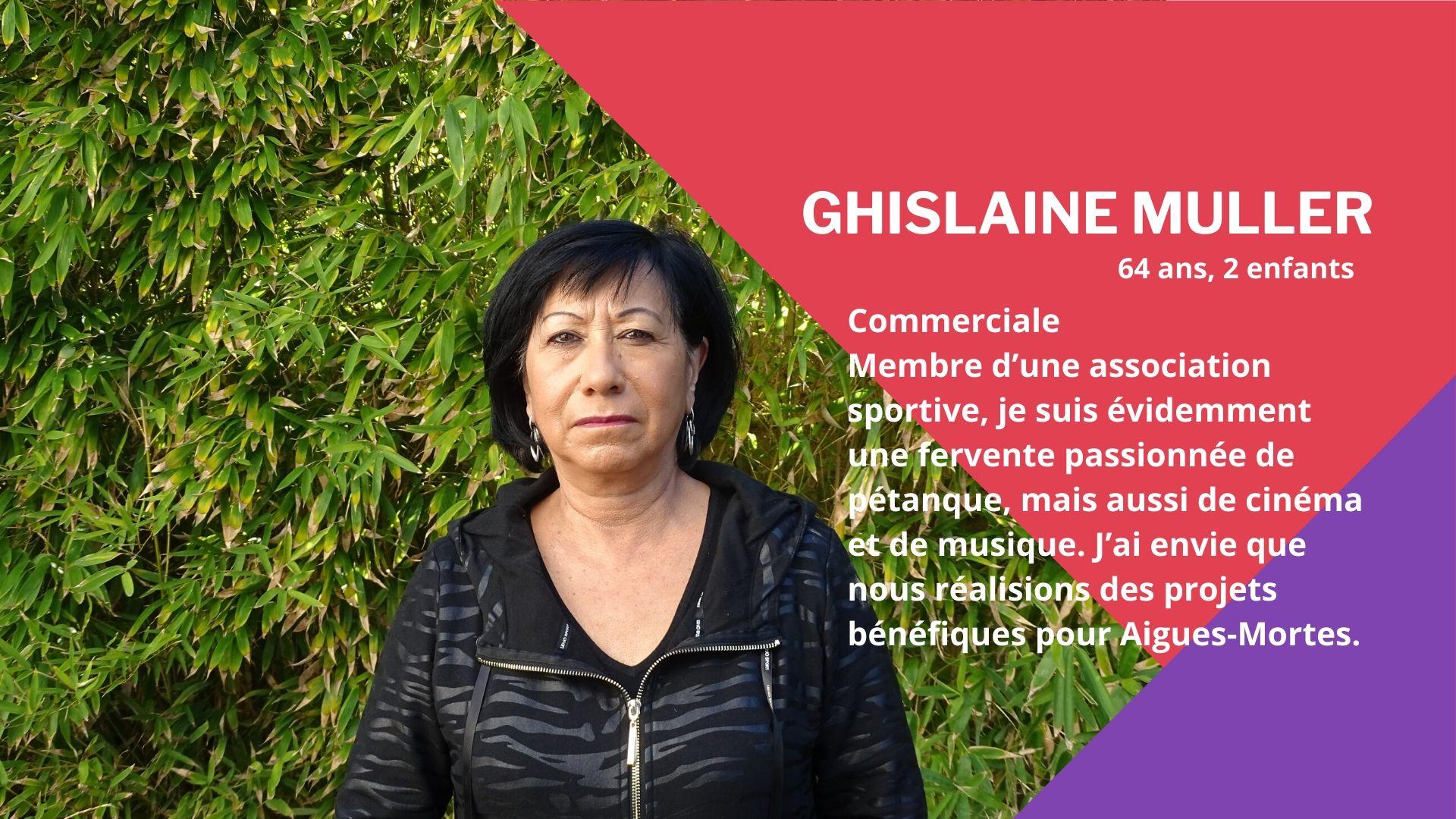 Le Revivre - Ghislaine Muller