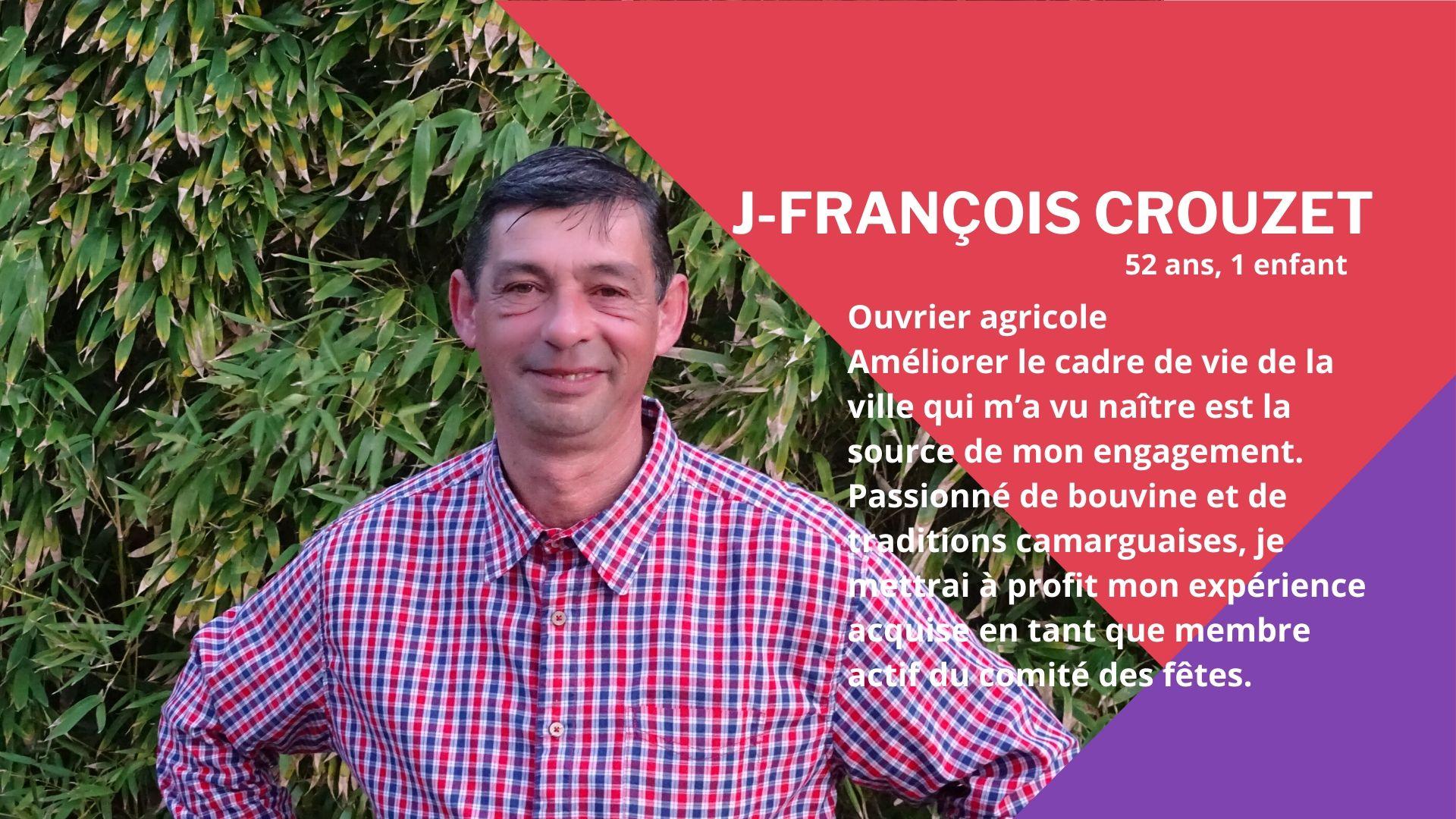 Le Revivre - J-François Crouzet