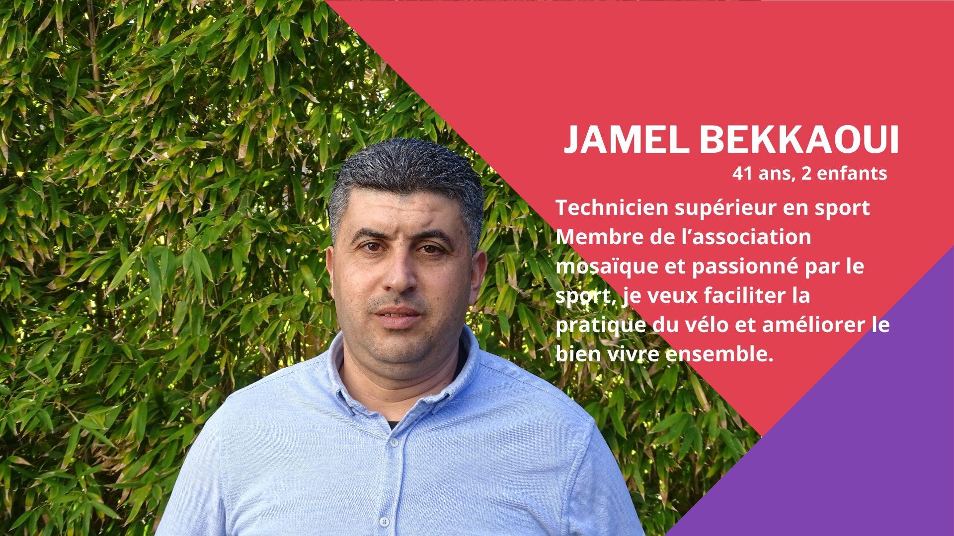 Le Revivre - Jamel Bekkaoui