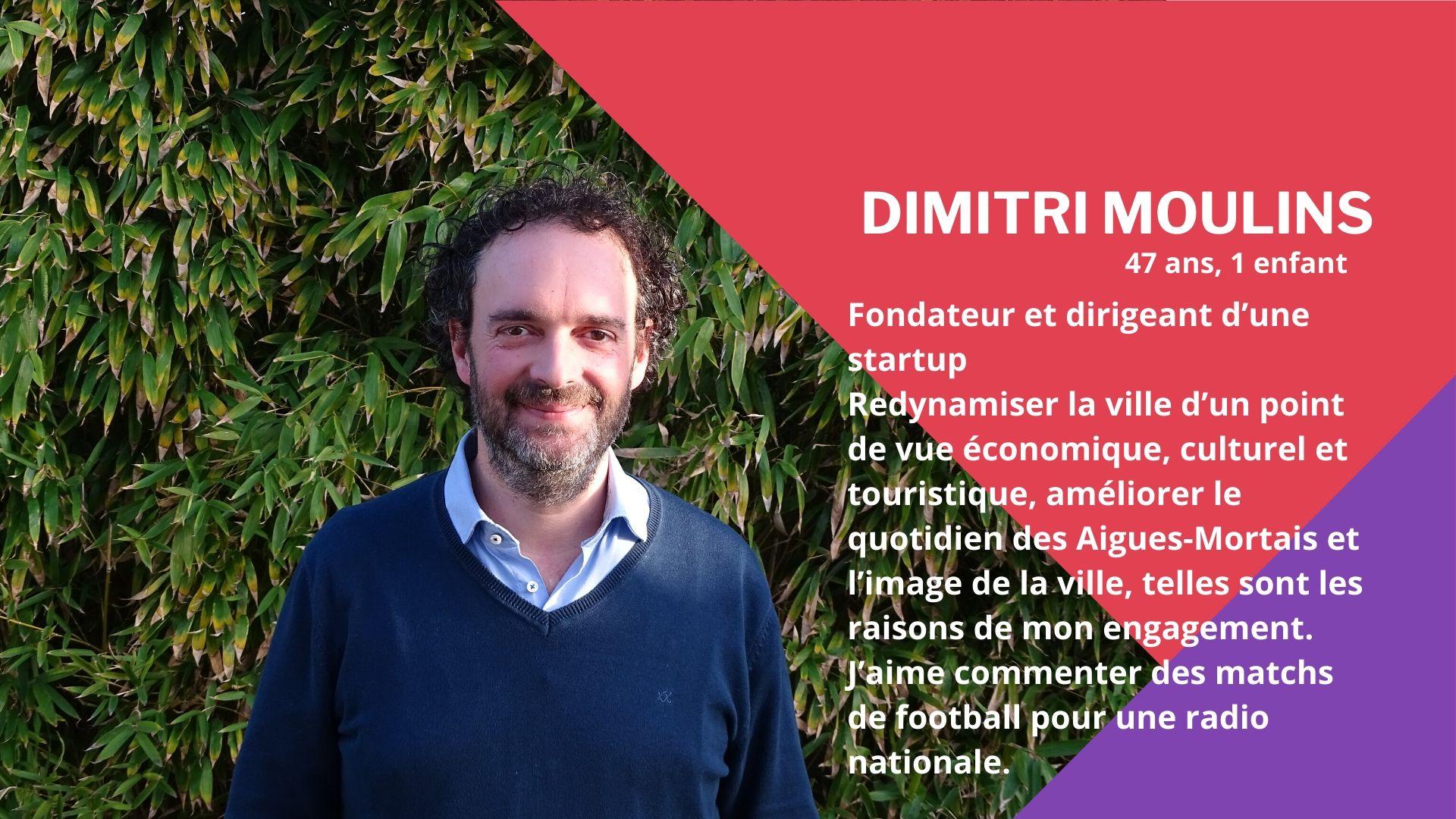 Le Revivre - Dimitri Moulins
