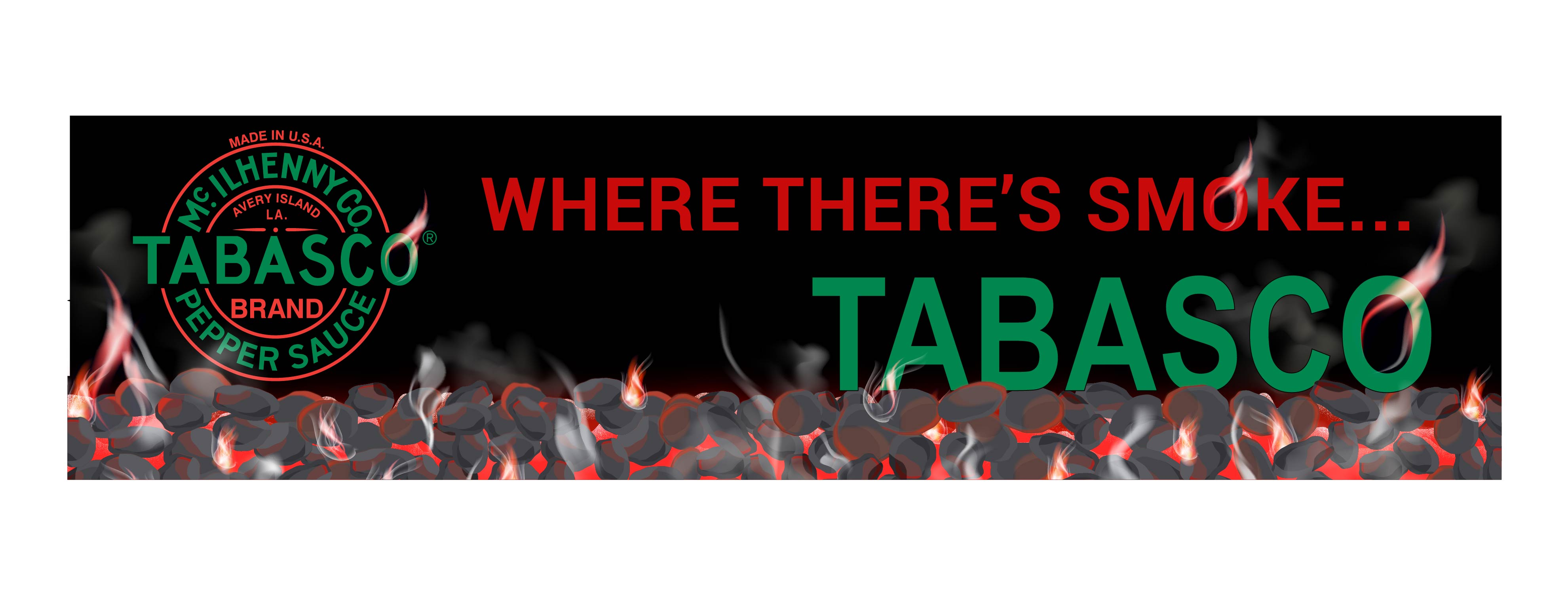 Tabasco billboard
