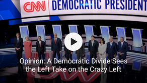 The Left vs. the Crazy Left