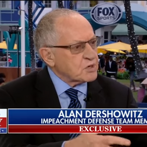 Alan Dershowitz Clarifies Deliberate Misrepresentation of His Points