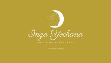 Inga yochana business card front
