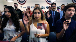 Trump administration oversees five-year high in approved citizenship applications